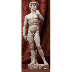 Souvenir David di Michelangelo cm 31 in resina