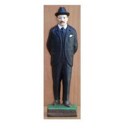 Statua Dott. Y Gregorio Ernandez cm 18 gesso