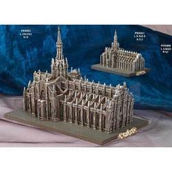 Duomo di Milano cm 10 in resina