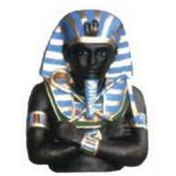 Statua Faraone in vetroresina cm 37
