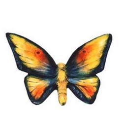 Farfalla in vetroresina cm 29
