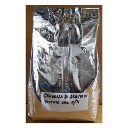 Granella di arachidi tostate cal 2/4 in confezione da kg 1