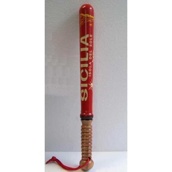 Mazza-da-Baseball-in-legno-con-scritta-Sicilia-cm-45