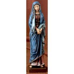 Statua Madonna Addolorata cm 30 in resina
