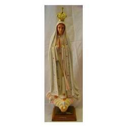 Statua Madonna di Fatima cm 55 resina