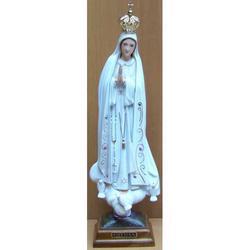 Madonna di Fatima in resina cm 35