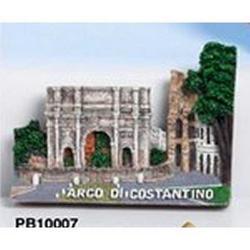 Magnete Arco di Costantino cm 7x5 in resina