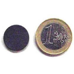 Magnete a disco in Ferrite anisotropa mm 16x3 CER S 30