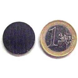 Magnete a disco in Ferrite anisotropa mm 20x3 CER S 30