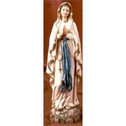 Statua Madonna di Lourdes 70 cm in resina
