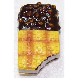 Gelato Maxibon souvenir in resina con magnete cm 5.5x3