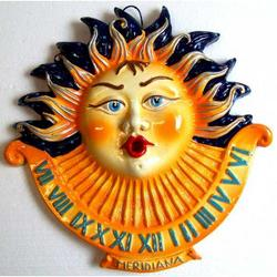 Meridiana in ceramica cm 30x30
