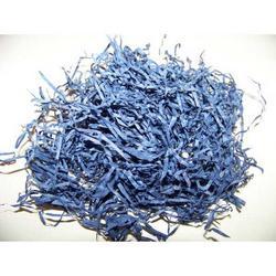 Paglia truciolo blu da 1 kg
