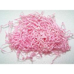 Paglia truciolo rosa da 1 kg