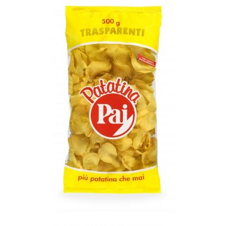 Patatine Pai da 500 grammi