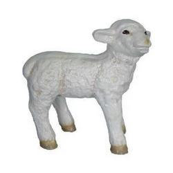 Pecorella in vetroresina cm 17x15