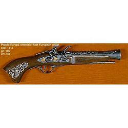 Riproduzione antico modello di pistola europea cm 35 art. 111