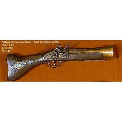 Riproduzione antico modello di pistola europea cm 47 art. 117
