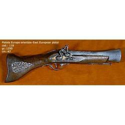 Riproduzione antico modello di pistola europea cm 47 art. 118
