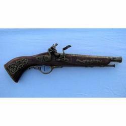 Riproduzione antico modello di pistola inglese cm 38 art. 112A