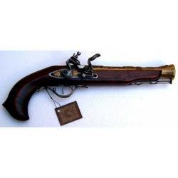 Riproduzione antico modello di pistola inglese cm 37 art. 131