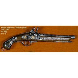 Riproduzione antico modello di pistola spagnola cm 37 art. 104