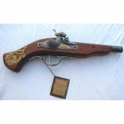 Riproduzione antico modello di pistola svizzera cm 30 art. 180