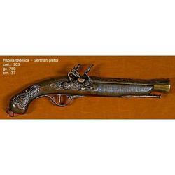 Riproduzione antico modello di pistola tedesca cm 37 art. 103