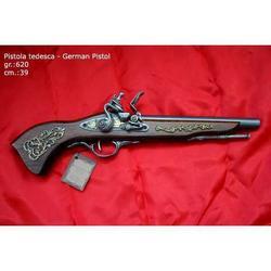 Riproduzione antico modello di pistola tedesca cm 39 art. 112E