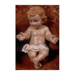 Gesu Bambino cm 9 in resina