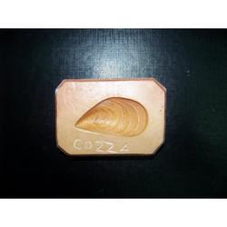 Stampo per cozza piccola di pasta reale