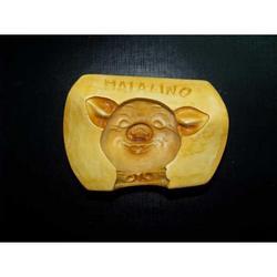 Stampo per maialino di marzapane