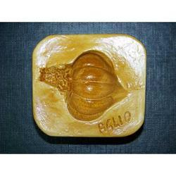 Stampo per aglio piccolo di marzapane