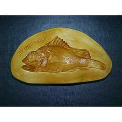 Stampo per pesce scorfano di marzapane