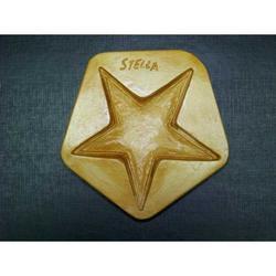 Stampo per stella di marzapane