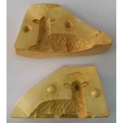 Stampo per pecora da 150 grammi di martorana