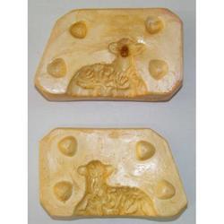 Stampo per pecora da 35 grammi di martorana