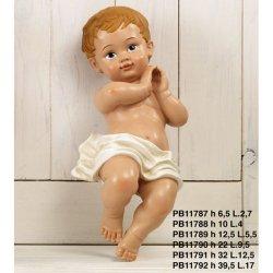 Bambinello in resina cm 39,5