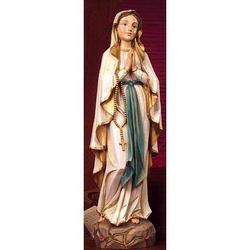 Statua Madonna di Lourdes cm 60 in resina