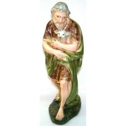 Statua pastore per presepe cm 41 in gesso vendita online for Arredamento pastore