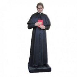 Statua San Giovanni Bosco in vetroresina cm 170