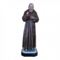 Statua San Pio da Pietrelcina in vetroresina cm 60