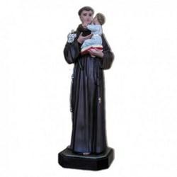 Statua Sant'Antonio da Padova in vetroresina cm 100