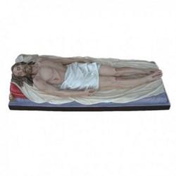 Statua Gesù Morto in vetroresina cm 165