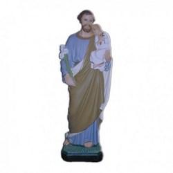 Statua San Giuseppe in resina cm 50