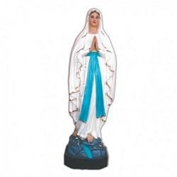 Statua della Madonna di Lourdes in vetroresina cm 130
