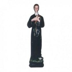 Statua San Gerardo Maiella in resina cm 50