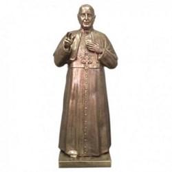 Statua Papa Giovanni XXIII in vetroresina cm 120