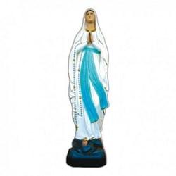 Statua Madonna di Lourdes in vetroresina cm 60