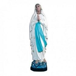 Statua Madonna di Lourdes in resina cm 50